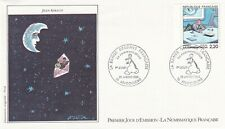 ENVELOPPE 1er jour timbre 1988 bande dessinée BD JEAN GIRAUD ANGOULEME