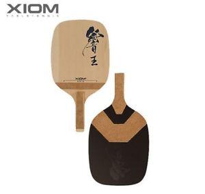 Xiom Hibi O Penhold Table Tennis , Ping Pong Racket, Paddle Made in Japan