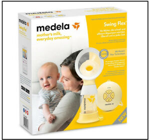 Medela Swing Flex Single Electric Breast Pump - NEW & SEALED
