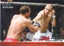 2009 TOPPS UFC ROUND 1 DEBUT  ROOKIE RC LUIZ CANE #78
