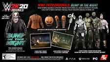 WWE 2K20 Originals Bump in the Night (The Fiend Bray Wyatt) DLC Code XBOX ONE