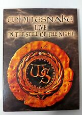 Video DVD - WHITESNAKE - Live In The Still Of The Night Excellent (EX) WORLDWIDE