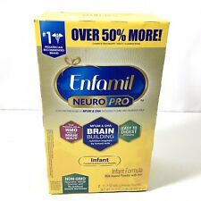 Enfamil NeuroPro Infant Formula Powder Refill Box - 31.4oz. EXP.02/21 -    W250