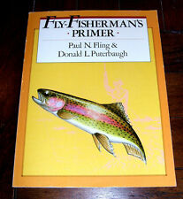 BOOK: Fly-Fisherman's Primer by Paul Fling, Donald Puterbaugh (1985, Sterling)