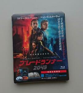 Blade Runner 2049 (First Press Limited Edition) Blu-ray