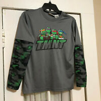 "Boy's ""Nickelodeon"" Teenage Mutant Ninja Turtle Shirt, Size XL (14/16)"