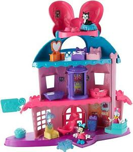 Fisher-Price Disney Minnie Home Sweet Headquarters Playhouse Mickey Mouse DEALS
