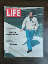 Life Magazine February 21, 1969 - Soviet Trawlers Seized in Ghana - China - A2