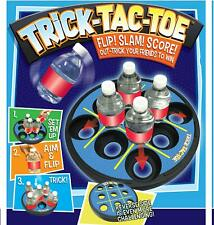 Trick-Tac-Toe Bottle Flipping Game for Indoors, Tailgate or Backyard by Cortex T