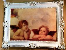 Engelbild 90x70 Schutzengel Engel Raphael Bild  Raffaels Engel Wand Bild nr 847