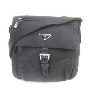 Prada Tote Bag  Black Nylon 1521680