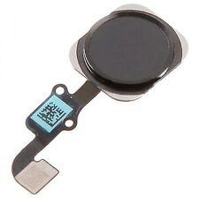 Nuevo repuesto Negro Botón De Inicio con flex cable para iPhone 6 PLUS