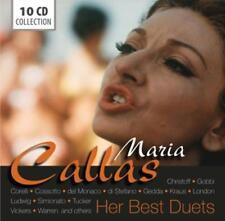 Maria Callas - Her Best Duets: Norma / Tosca / Rigoletto / Aida / La Travia - CD