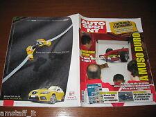 AUTOSPRINT 2007/1-2=PARIGI-DAKAR=PATRICK DANICA=DODGE VIPER=PUBBLICITA' SEAT=