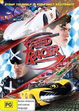 Speed Racer (DVD, 2008) BRAND NEW SEALED EMILE HIRSCH JOHN GOODMAN