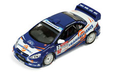 Peugeot 307 WRC #2, Henry 1st 2007 Rallye Cevennes, IXO RAM292   Diecast  1/43