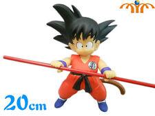 Figura Goku niño Dragon Ball 20cm BAJO PEDIDO