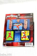POWER RANGERS - HANGING DECORATION  BIRTHDAY-CHILD  MULTI-COLOR   PARTY SUPPLIES