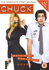 Chuck : Season 1 (4 DVD)