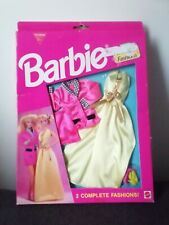 Barbie 2 outfit in scatola, fantasy fashion 1993