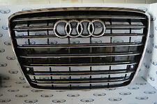 Audi A8 4H Kühlergrill Grill Frontgrill Chrom PDC