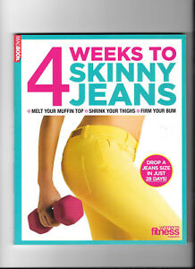4 WEEKS TO SKINNY JEANS # THIGHS # BUM # LEGS # TONE YOUR LOWER BODY # BURN FAT#