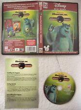 19667 - Disney Monsters, Inc. Billiard Beast [NEW] - PC (2002) Windows XP