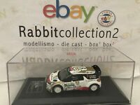 "DIE CAST "" CITROEN DS3 WRC 2015 RALLY ARGENTINA 2015 MEEKE "" DIECAST CLUB  1/43"
