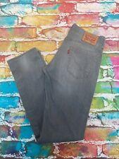 AP83 Levis 511 Grey Waist 32 Leg 34