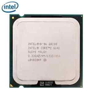 Processeur INTEL CORE 2  QUAD  Q8200  2.33GHZ/4M/1333/65A (SLB5M)