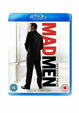 Mad Men Season 4 [Bluray] [DVD]