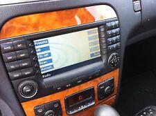 2004-2006 Mercedes-Benz W220 S430 S500 S65 AMG navigation screen monitor radio