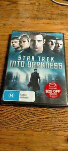 STAR TREK: INTO DARKNESS (2013) [NEW DVD]