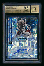 2014 CONTENDERS KONY EALY RC CRACKED ICE AUTO JETS #16/22 BGS 9.5 GEM! HIGHEST!