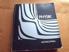 Physik Alonso / Finn ADDISON-Wesley Verlag