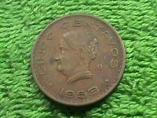 MEXICO 5 Centavos 1953