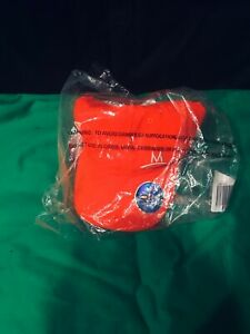 NWT MISSION Enduracool HAT COOLING CAP Neon ORANGE Cooling NWT