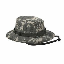 Boonie Hat Wide Brim Military Camo Hunting Camping Bucket Rothco