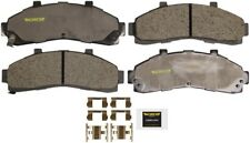 For Ford Explorer Ranger Mazda B2500 B4000 Front Disc Brake Pads Monroe Brakes