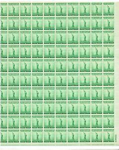 1940 U.S.National Defense  COMPLETE FULL SHEET SET Sc#899-901 M/NH/OG PRISTINE!