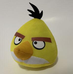 """Angry Birds Yellow Bird Rovio 5"""" Plush Commonwealth"""