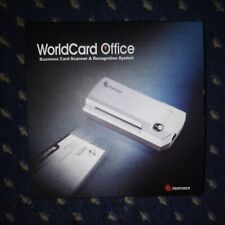 PenPower WorldCard USB Business Card Scanner and Recognition System New