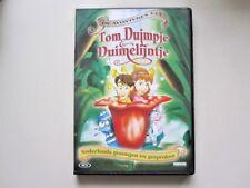 DE AVONTUREN VAN TOM DUIMPJE & DUIMELIJNTJE - DVD