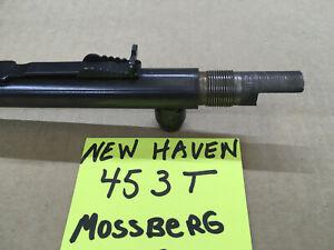 """New Haven 453T  18 1/4""""  .22 caliber rifle barrel."""