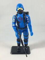 Mickey Mouse Cobra Trooper Black Major Custom GI Joe Not Commander