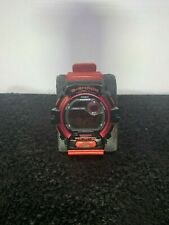 Casio Men's G-Shock Black Red G-8900SC-1R