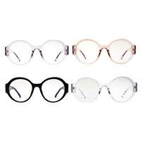 Blue Light Blocking Glasses Round Frame Eyeglasses Kids Gaming Reading Glasses