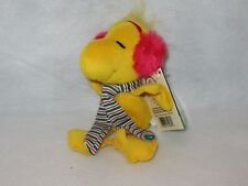 """WOODSTOCK"" APPLAUSE PEANUTS PLUSH 9"" BEANBAG - KOHL'S SPECIAL EDITION - MWT"