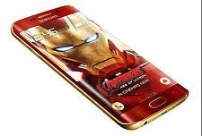SAMSUNG Galaxy S 6 EDGE IRON MAN Limited Edition 64GB Accessory Bundle Included