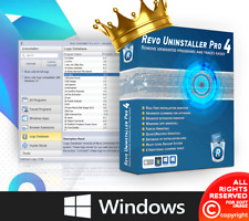 Revo Uninstaller Pro ✅ ORIGINAL ✅ Lifetime Vision and Updatable